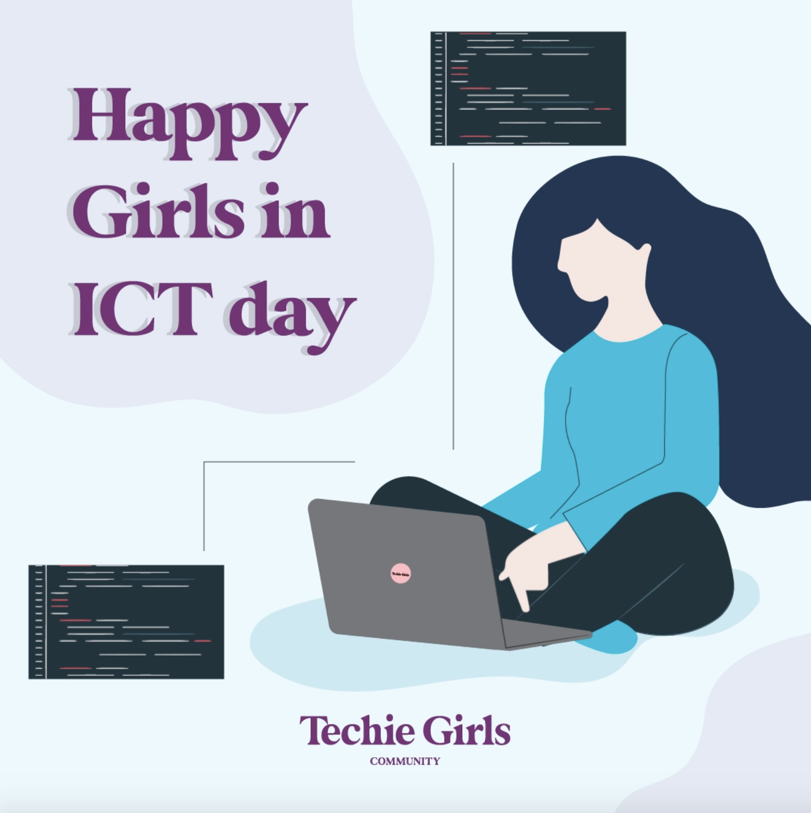 ICT Day Techie Girls